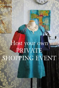 OWN SHOPPING EVENT PHOTO