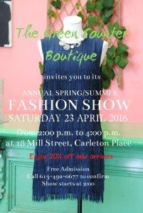2016 Spring Fashion Show